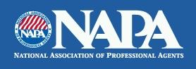 Member of NAPA Benefits and Services for Insurance Agents